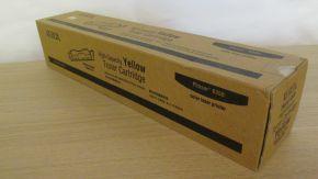 Genuine Xerox High Capacity Phaser 6350 Yellow 106R01146 Toner