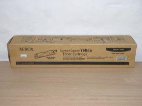 Genuine Xerox Standard Capacity Phaser 6360 Yellow 106R01216 Toner