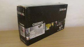 Genuine Lexmark C5220KS Black Toner C522 C524 C532 C534