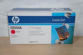 Genuine HP CE253A 504A CM3530 CP3525 Magenta Print Toner