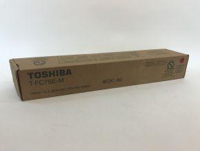 Genuine Toshiba T-FC75E-M Magenta Toner