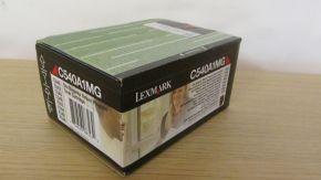 Genuine Lexmark C540A1MG Magenta Toner C540 C543 C544 C546