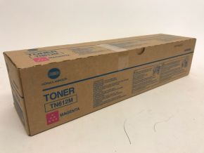 Genuine Konica Minolta TN612M A0VW350 Magenta Toner