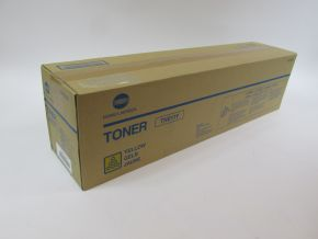 Genuine Konica Minolta TN611Y Yellow Toner A070250 Bizhub C451 C550 C650