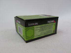 Genuine Lexmark 702XM Extra High Yield Magenta Toner CS510