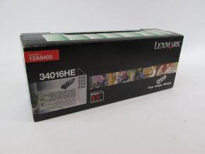Genuine Lexmark 34016HE E330 E332 High Yield Print Toner