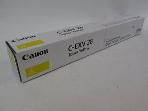 Genuine Canon C-EXV28 2801B002AB Yellow Toner IR Adv C5045 C5045i C5051