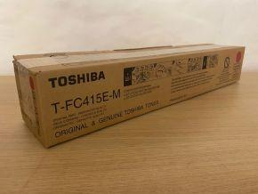 Genuine Toshiba e-STUDIO T-FC415E-M Magenta Toner
