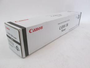 Genuine Canon 4791B002AA C-EXV38 Black Toner iR-ADV 4045 4051 4245