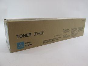 Genuine Konica Minolta TN611C Cyan Toner A070450 Bizhub C550 C650