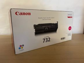 Genuine Canon 732 (91)6261B002AA Magenta Toner Cartridge LBP7780C