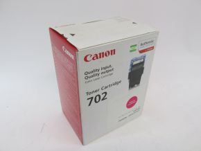 Genuine Canon 702 Magenta Toner Cartridge LBP5960 9643A004[AA]