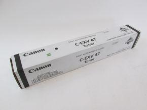 Genuine Canon C-EXV47 Black Toner imageRunner C250 C350 C351
