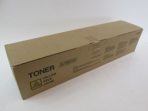 Genuine Konica Minolta G-TN314Y Yellow Toner Cartridge