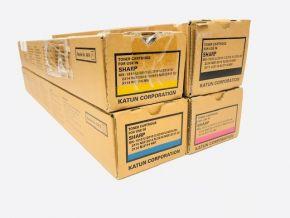 Compatible Katun Sharp MX-1810 CMYK Toner Cartridge Set