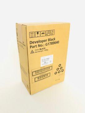 Genuine Ricoh G1789640  Black Developer Pro C900 / C900s / C720 / C720s