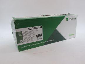 Genuine Lexmark 52D2X0L MS711 MS811 MS812 Extra High Yield Program Toner A- GRADE
