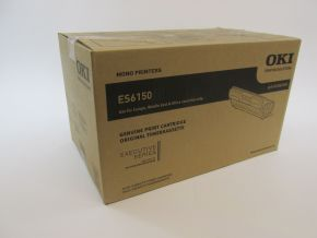 Genuine OKI ES6150 High Capacity Black Toner 01262101