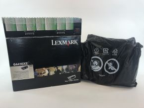 Genuine Lexmark 64416XE T644 Extra High Yield Black Toner B Grade