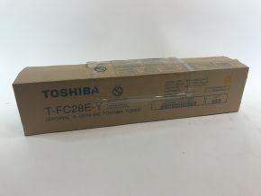 Genuine Toshiba T-FC28E-Y Yellow Toner E-studio 2820C 3520C 4520 2330C