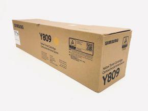 Genuine Samsung CLT-Y809S / ELS Yellow Toner CLX-9201