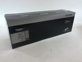 Genuine Lexmark 700D1 Black Toner CS310 CS410 CS510
