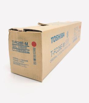 Genuine Toshiba T-FC28E-M Magenta Toner e-Studio