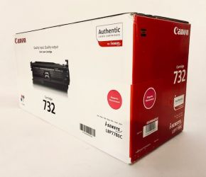 Genuine Canon 732H 6261B002(AA) Magenta Toner Cartridge LBP7780C