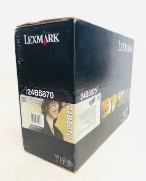 Genuine Lexmark 24B5870 Black Toner TS654 TS656