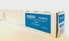 Genuine UTAX CK-8511 Cyan Toner 2506ci / 2507ci (1T02L7CUT0)