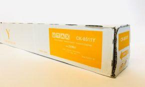 Genuine UTAX CK-8511 Yellow Toner 2506ci / 2507ci (1T02L7AUT1)