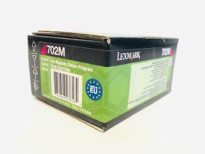 Genuine Lexmark 702M Magenta Toner CS310 CS410 CS510
