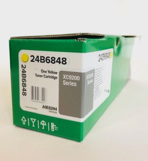 Genuine Lexmark 24B6846 Cyan Toner XC9200