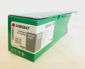 Genuine Lexmark 24B6847 Magenta Toner XC9200