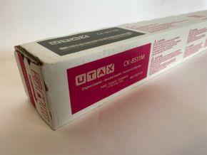 Genuine UTAX CK-8511M Magenta Toner 2506ci / 2507ci