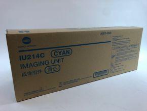 Genuine Konica Minolta IU214C Cyan Imaging Drum Unit A85Y-0KD