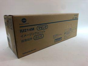 Genuine Konica Minolta IU214M Magenta Imaging Drum Unit A85Y-0ED