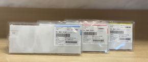 Genuine Xerox Mutoh WaterBased Dye Ink CMY Set 106R01301/02/03