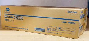 Genuine Konica Minolta DV311M A0XV-0ED Magenta Developer B-GRADE