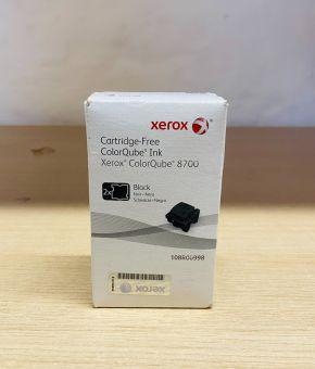 Genuine Xerox 8700 ColorQube Black Ink 108R00998 2 pack