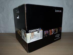 Genuine Lexmark C540X74G C540 C543 C544 C546 Black and Colour Imaging Kit