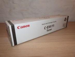 Genuine Canon 9629A002AA C-EXV11 Black Toner IR-2230 2270 2870 3025n