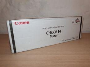 Genuine Canon 0384B002AA C-EXV14 Black Toner IR-2016 2018 2020 2022