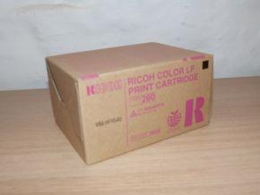 Genuine Ricoh 888448 Type 260 CL7200 CL7300 Magenta Toner
