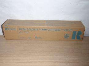 Genuine Ricoh Color LP Type 245HY 888315 Cyan Toner CL4000DN
