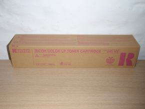 Genuine Ricoh Color LP Type 245HY 888314  Magenta Toner CL4000DN