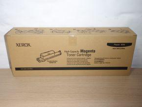 Genuine Xerox High Capacity Phaser 6360 Magenta 106R01219 Toner