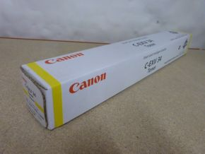 Genuine Canon 3785B002[AA] C-EXV34 (C-EXV 34) Yellow Toner for iR ADV C2020 C2030